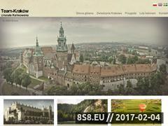 Miniaturka domeny team-krakow.pl