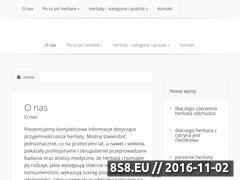 Miniaturka domeny www.teapot.pl