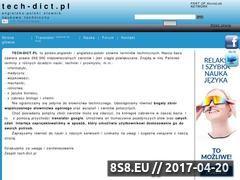 Miniaturka domeny tech-dict.pl