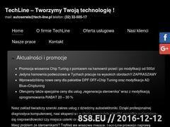 Miniaturka domeny tech-line.pl
