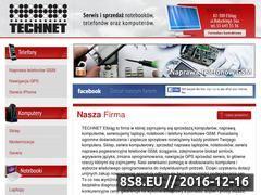 Miniaturka domeny technet.elblag.pl