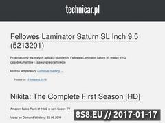 Miniaturka domeny technicar.pl
