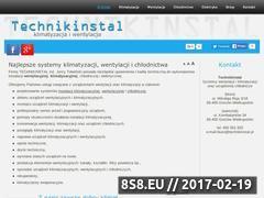 Miniaturka domeny www.technikinstal.pl