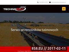 Miniaturka domeny www.technobelt.pl