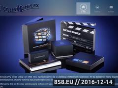 Miniaturka domeny technokomplex.waw.pl