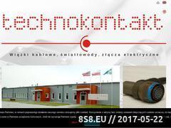 Miniaturka domeny technokontakt.com.pl