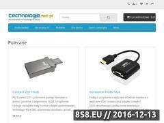 Miniaturka domeny technologie.net.pl