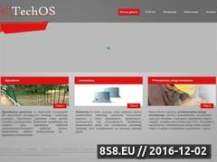 Miniaturka domeny www.techos.com.pl