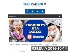 Miniaturka domeny techsat24.pl