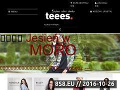 Miniaturka domeny www.teees.pl