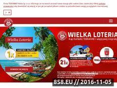 Miniaturka domeny teekanne.pl