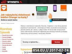 Miniaturka domeny teksty.wywrota.pl