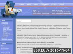 Miniaturka Tektura-opakowania.pl  (www.tektura-opakowania.pl)