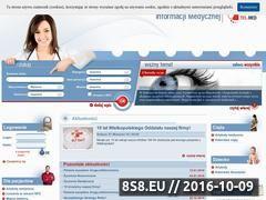 Miniaturka domeny tel-med.pl