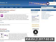 Miniaturka domeny teldomains.pl
