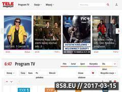 Miniaturka domeny www.telemagazyn.pl