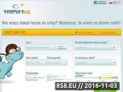 Miniaturka domeny www.teleportus.pl