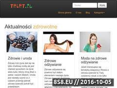 Miniaturka domeny www.telet.pl