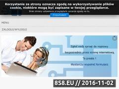 Miniaturka domeny www.telmark.waw.pl