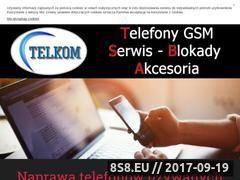 Miniaturka domeny www.telofony-pruszkow.pl