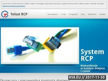 Zrzut strony Kontrola dostępu