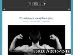 Miniaturka domeny tenjedendzien.pl