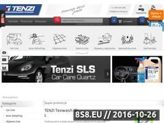 Miniaturka domeny tenzi.sklep.pl