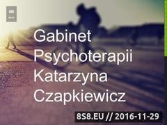 Miniaturka domeny terapeutycznie.pl