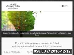 Miniaturka domeny terapiakolobrzeg.pl