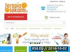 Miniaturka domeny terapiasokami.pl