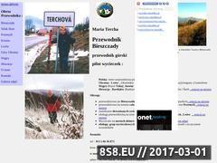 Miniaturka domeny www.terchova.republika.pl