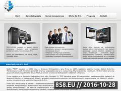 Miniaturka domeny test.com.pl