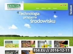 Miniaturka domeny testmer.pl