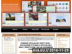 Miniaturka domeny testy-na-prawo-jazdy.com.pl
