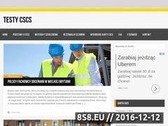 Miniaturka domeny testycscs.pl