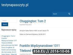 Miniaturka domeny testynapasozyty.pl