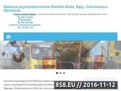 Miniaturka domeny www.testypsychologiczne.com.pl