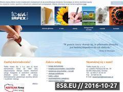 Miniaturka domeny www.tewaimpex.pl