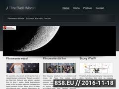Miniaturka domeny theblackmoon.pl