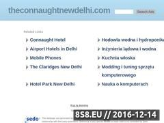 Thumbnail of Connaught Website
