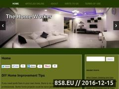Thumbnail of Work At Home - Jobs And Advice Website