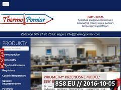 Miniaturka domeny www.thermopomiar.com