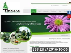 Miniaturka domeny www.thomas.biz.pl