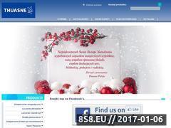 Miniaturka domeny www.thuasne.pl