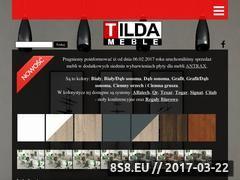 Miniaturka domeny www.tilda.pl