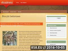 Miniaturka domeny www.tilli.com.pl