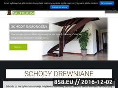 Miniaturka domeny www.timberschody.pl