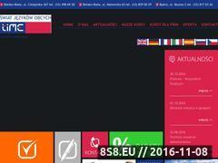 Miniaturka domeny time.edu.pl