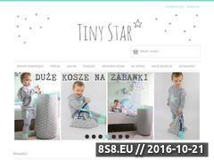 Miniaturka domeny www.tinystar.pl