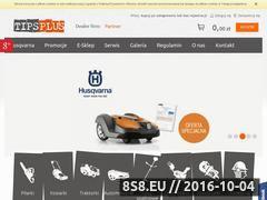 Miniaturka domeny www.tipsplus.pl
